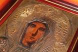 Старая Икона Пресвятая Богородица, фото №4