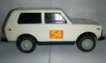 Машинка Нива СССР, фото №4
