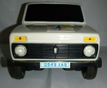 Машинка Нива СССР, фото №5