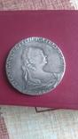 Рубль 1737 Копия., фото №2