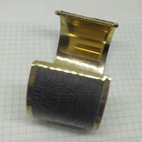Широкий браслет на жесткой основе (3), фото №7