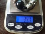Браслет с металлическими бусинами (3), фото №9