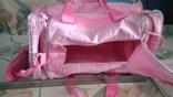 Спортивная сумка для девочка 40*22*22, фото №6