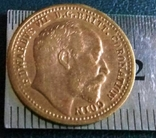 1 суверен 1909року  Великої Британії/копія/., фото №3