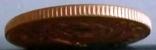 1 суверен золотом 1820  року  Велика Брит. копія позолота  999.  не магнітна, дзвенить, фото №4