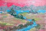 Закат над долиной, фото №2