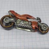 Мотоцикл металл (12.20), фото №3