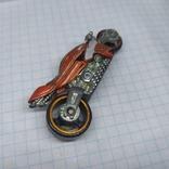 Мотоцикл металл (12.20), фото №4