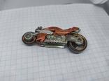 Мотоцикл металл (12.20), фото №6