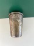 Стопка, серебро 875 пробы., фото №5