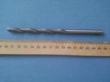 Сверло Р18 диаметр 7,3 мм советское новое, фото №4