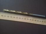 Сверло советское Р6М5А1 диаметр 6,9 мм удлиненное новое, фото №2