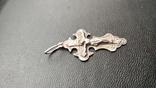 Серебреный хрестик, фото №3