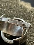 Серебряные сережки, фото №6