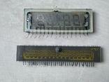 Индикатор СССР ИЛЦ4-5/7Л 9111 и Индикатор ИЛЦ2-16/8, фото №3