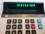 Калькулятор Sharp cs-2101, фото №4