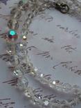 Винтажное ожерелье АБ фото 1