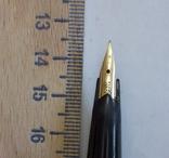 Перьевая ручка SEUNGRI Золотое перо Корея 60-е годы, фото №3