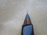 Перьевая ручка SEUNGRI Золотое перо Корея 60-е годы, фото №5