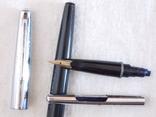 Перьевая ручка SEUNGRI Золотое перо Корея 60-е годы, фото №9