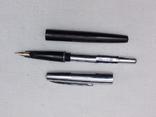 Перьевая ручка SEUNGRI Золотое перо Корея 60-е годы, фото №11