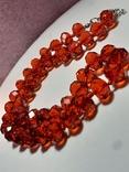 Винтажное ожерелье АБ фото 2