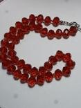 Винтажное ожерелье АБ фото 4