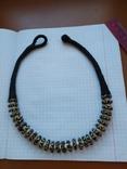 Ожерелье в этностиле из кости, фото №2