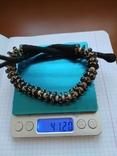 Ожерелье в этностиле из кости, фото №6
