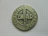 Настільна медаль 7., фото №2