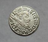 Трояк 1622 г., фото №5