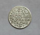 Трояк 1622 г., фото №6