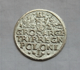 Трояк 1622 г., фото №7