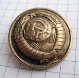 Пуговица 16 лент в гербе, фото №2