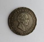 Таллер 1838 гада. Ганновер, фото №3