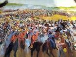 Картина Бродинская битва, фото №8