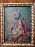 Икона Св. Александр Невский, фото №11