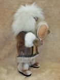 Шаман (Нерпа) Уэленская косторезная мастерская, фото №6