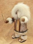 Шаман (Нерпа) Уэленская косторезная мастерская, фото №8