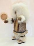 Шаман (Нерпа) Уэленская косторезная мастерская, фото №10