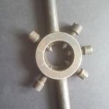 Плашкодержатель Леркодержатель 25 мм советский новый Заводское изготовление, фото №7