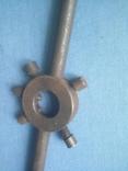 Плашкодержатель Леркодержатель 25 мм советский новый Заводское изготовление, фото №9