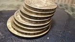 8 качественных копий редких монет Р. И., фото №8