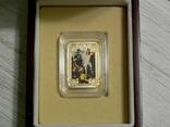 Чудеса Христовы - ВОСКРЕСЕНИЕ - серебро, ПОЛНЫЙ КОМПЛЕКТ, фото №3