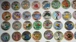 Коллекция Pokémon (Покемоны) фишки (вкладыши)., фото №3