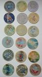 Коллекция Pokémon (Покемоны) фишки (вкладыши)., фото №5
