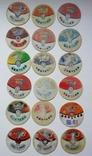 Коллекция Pokémon (Покемоны) фишки (вкладыши)., фото №11