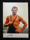 Комплект открыток СССР. Советские спортсмены. Выпуск 2. 1973г., фото №10