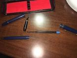 Набор ручек. Шариковая и перьевая., фото №4
