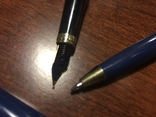 Набор ручек. Шариковая и перьевая., фото №10